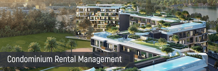 Condominium Rental Management